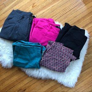 BUNDLE: Dress pants